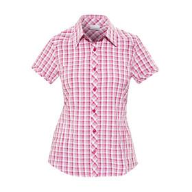 Columbia Surviv-Elle II - T-shirt manches courtes Femme - rose/blanc